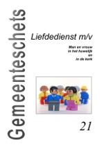 Liefdedienst m/v Book Cover