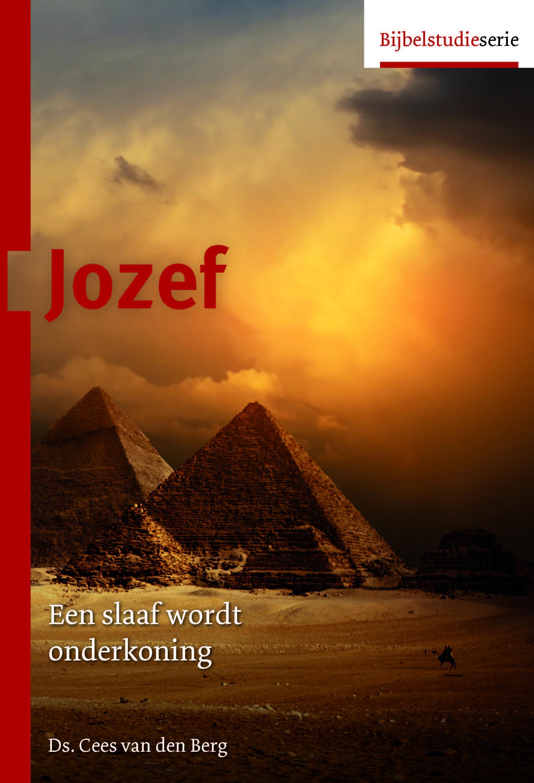 Jozef | Een slaaf wordt onderkoning Book Cover