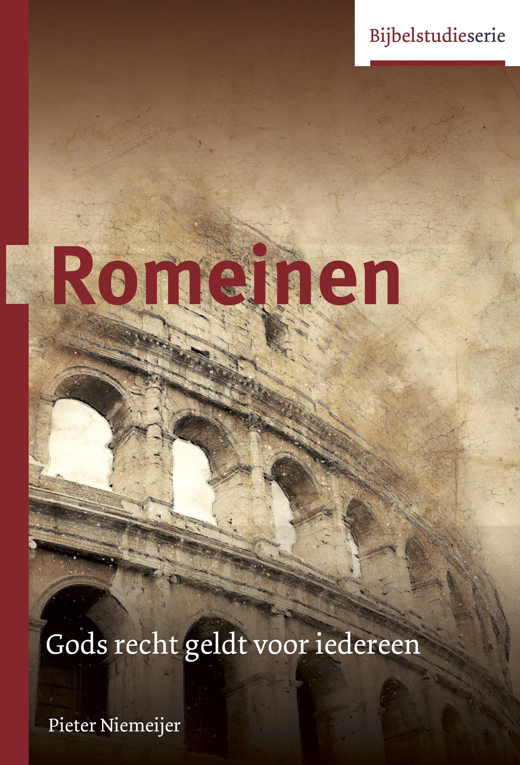 Romeinen | Gods recht geldt voor iedereen Book Cover