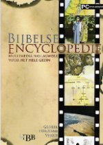 Bijbelse Encyclopedie (CD-ROM) Book Cover