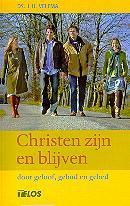 Christen zijn en blijven Book Cover