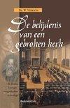 De belijdenis van een gebroken kerk Book Cover