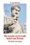 De eerste en tweede brief van Petrus De brief van Judas Book Cover