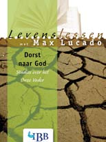 Dorst naar God Book Cover