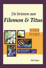 De brieven aan Filemon en Titus Book Cover