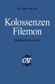 Kolossenzen - Filemon Book Cover