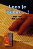 Lees je Bijbel,....! Book Cover