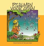Psalmen voor ogen Book Cover