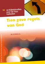 Tien gave regels van God Book Cover