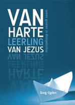 Van harte leerling van Jezus Book Cover