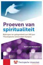 Proeven van spiritualiteit Book Cover