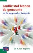 Conflictstof binnen de gemeente en de weg van het evangelie Book Cover