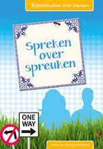 Spreken over Spreuken Book Cover