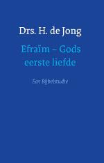 Efraïm - Gods eerste liefde Book Cover