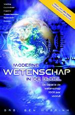 Moderne wetenschap in de Bijbel Book Cover
