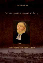 De morgenster van Wittenberg Book Cover