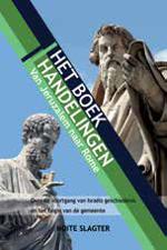 Het boek Handelingen Book Cover