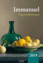 Immanuël Dagoverdenkingen Book Cover