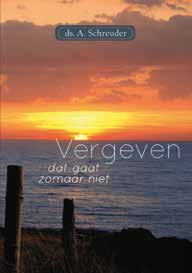 Vergeven Book Cover