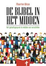 De bijbel in het midden Book Cover