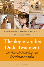 Theologie van het Oude Testament Book Cover