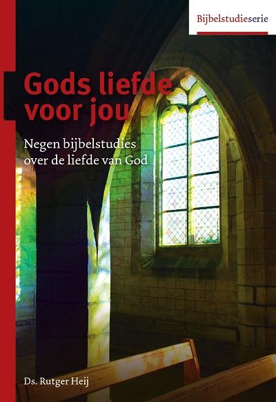Gods liefde voor jou Book Cover